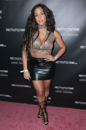 Rosa Acosta attends PrettyLittleThing By Kourtney Kardashian Launch