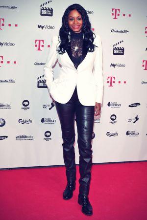 Rosalind Baffoe attends 99Fire Films Award Berlinale