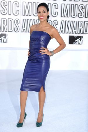 Rosario Dawson at 2010 MTV Video Music Awards