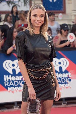 Rose Bertram attends iHeartRadio Much Music Video Awards