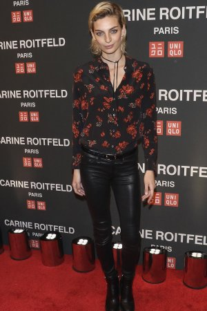 Rose Smith attends the UNIQLO Fall/Winter 2016 Carine Roitfeld collection launch