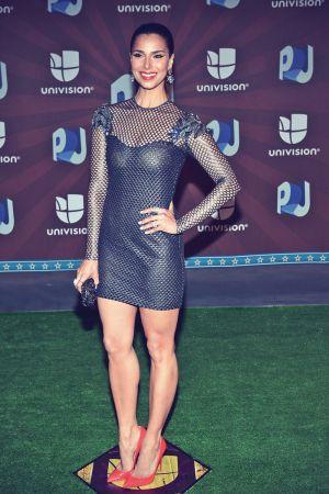 Roselyn Sanchez attends Premios Juventud 2014