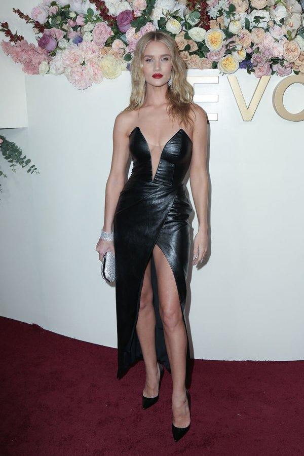 Rosie Huntington-Whiteley at 3rd Annual #REVOLVE Awards