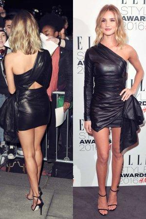 Rosie Huntington-Whiteley attends Elle Style Awards