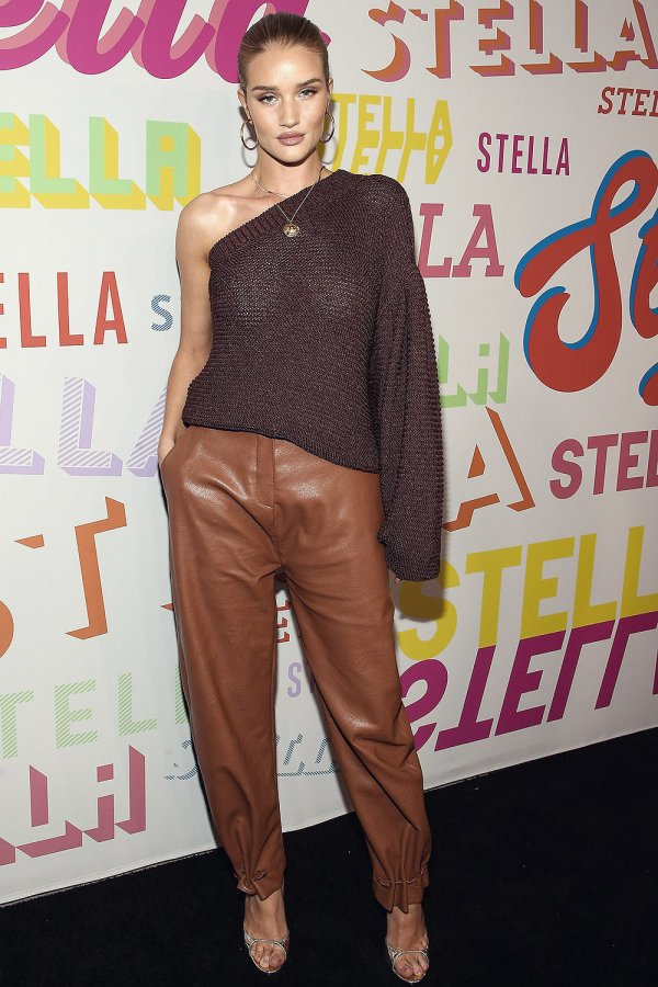 Rosie Huntington Whiteley attends Stella McCartneys Autumn