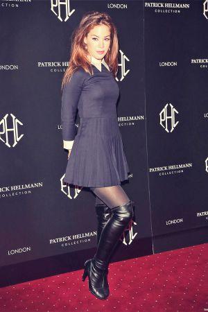 Roxanne McKee attends P Hellmann Event