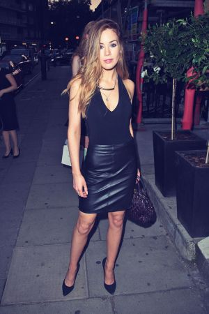 Roxanne McKee attends Taylor Morris Launch Party 5th sept 2013
