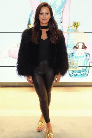 Roxie Nafousi attends the MIU MIU Fragrance Launch