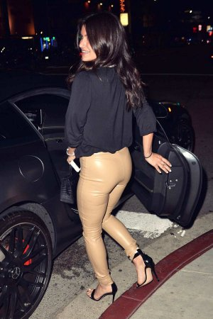 Roxy Sowlaty in West Hollywood