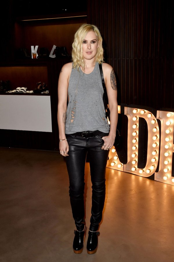 Rumer Willis attends Kelsi Dagger's Limited Edition Collaboration & Spring Collection Reveal The Wel
