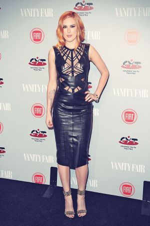 Rumer Willis attends Vanity Fair Campaign Young Hollywood party