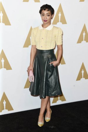 Ruth Negga attends the 89th Annual Academy Awards Nominee Luncheon