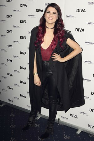 Saara Aalto attends the DIVA 250 Awards