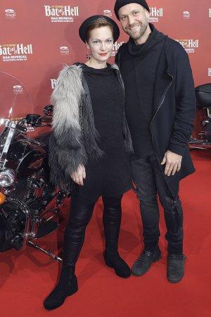 Sabine Lindlar attends Premiere von BAT OUT OF HELL - DAS MUSICAL