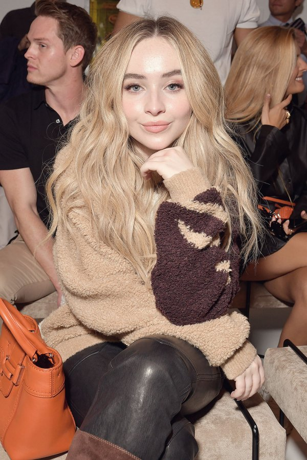 Sabrina Carpenter attends Tod's SS 2019 fashion show