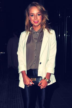 Sacha Parkinson at Manchester Evening News