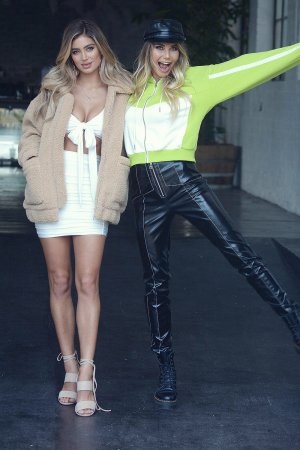 Sahara Ray does a photoshoot with Bella Lucia for the Brand I AM GIA