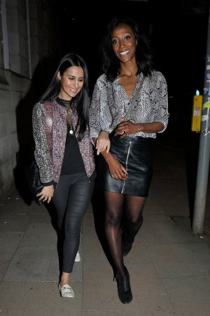 Sair Khan arrive at the Annebelle Lawrence swimwear Launch Party