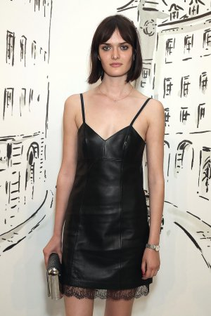 Sam Rollinson attends a cocktail party hosted by Michael Kors