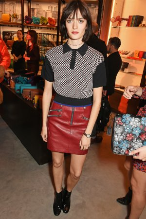 Sam Rollinson attends the launch of Coach House Regent Street