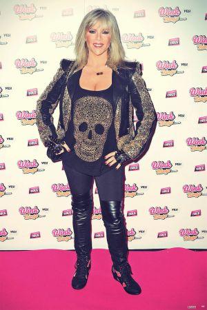 Samantha Fox attends Wink Bingo Celebrity Female Take Over