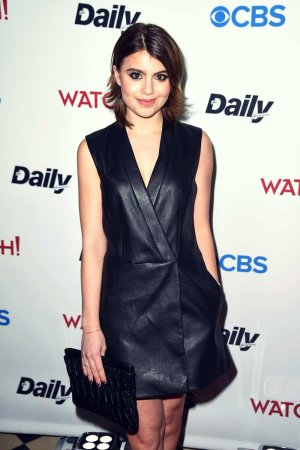Sami Gayle attends The Daily Front Row's celebration
