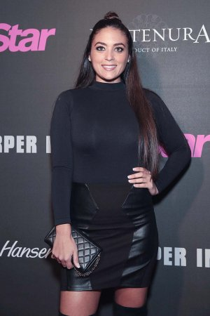 Sammi Giancola attends the Star's Scene Stealers event