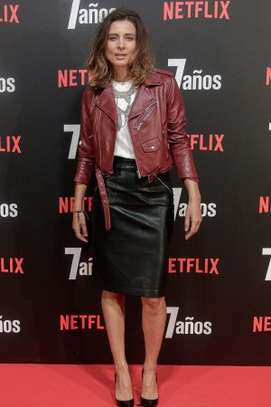 Sandra Barneda attends the 7 anos photocall at Capitol cinema