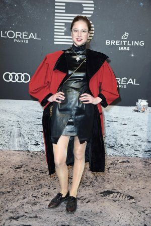 Sandra von Ruffin attends PLACE TO B Berlinale Party