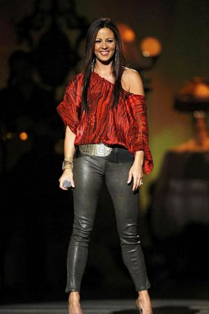 Sara Evans at Annual Academy of Country Music Awards