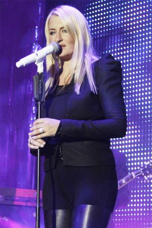 Sarah Connor at Kis-Charity-Gala in Dusseldorf