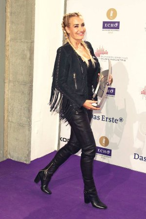 Sarah Connor attends 2016 ECHO Music Awards