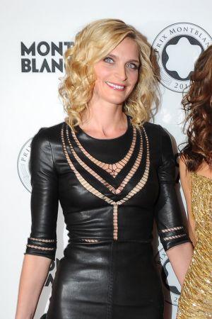 Sarah Marshall at Prix Monblanc 2011 in Berlin