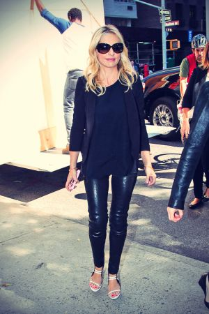Sarah Michelle Gellar out and about in NYC