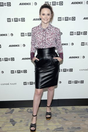 Sarah Ramos attends the WIRED Cafe