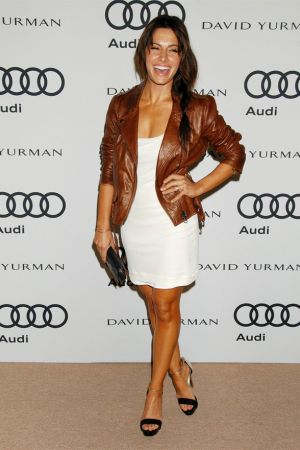 Sarah Shahi Audi And David Yurman Kick Off Emmy Week 2011