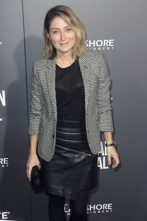 Sasha Alexander arrives for the Special Screening Of American Pastoral