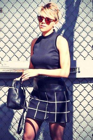 Scarlett Johansson at Jimmy Kimmel Live