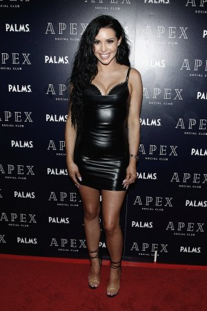 Scheana Marie attends Opening of Clique Hospitality's APEX Social Club