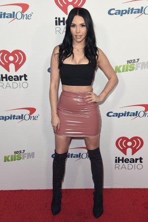 Scheana Shay attends 2018 Jingle Ball