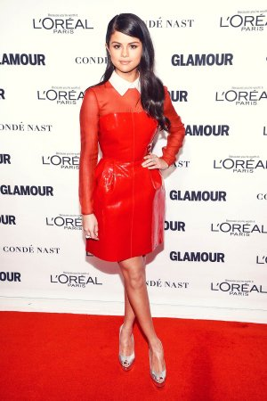 Selena Gomez attends 25th Annual Glamour Women of the Year Awards