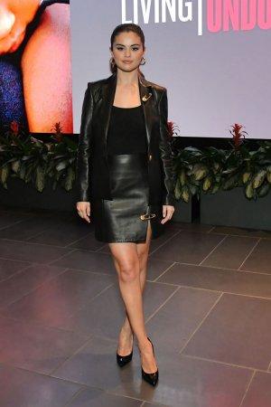 Selena Gomez attends Living Undocumented Screening
