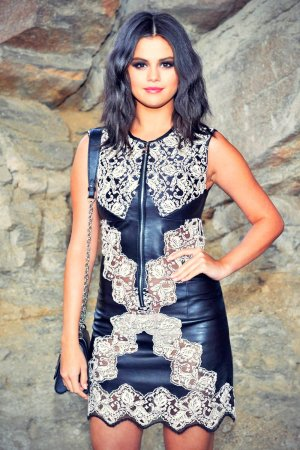 Selena Gomez attends Louis Vuitton Cruise 2016 Resort Collection