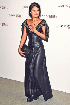 Selena Gomez attends Louis Vuitton Series 3 VIP Launch