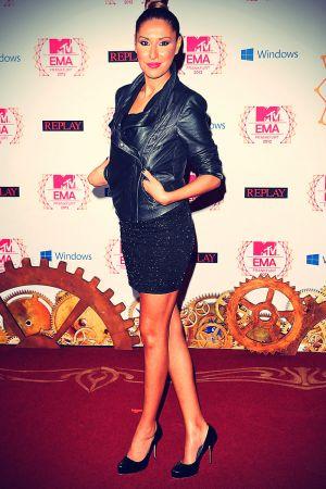 Senna Guemmour attends 2012 MTV EMA