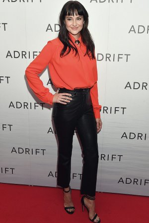 Shailene Woodley attends Adrift Special Screening