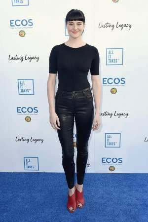 Shailene Woodley attends All It Takes Fundraiser Dinner