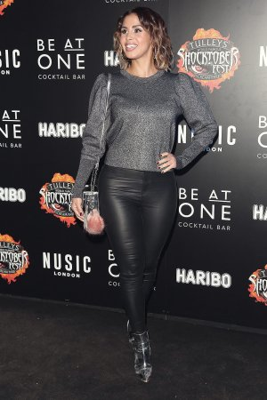 Shanie Ryan attends Annual Shocktober Fest