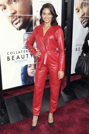 Shanina Shaik attends Collateral Beauty