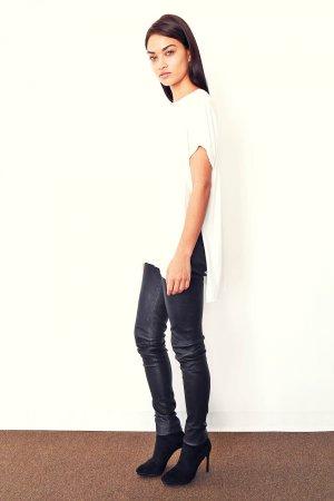 Shanina Shaik photoshoot for IMG Models Digitals